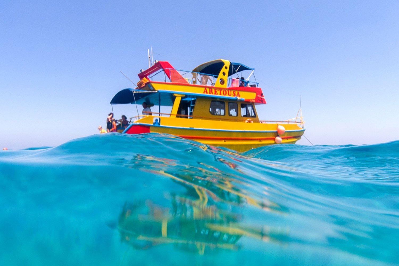 boat trips cyprus ayia napa protaras limassol nicosia pahos luxcy services