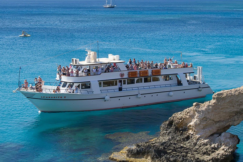 lazy cruise cyprus ayia napa protaras limassol nicosia pahos luxcy services
