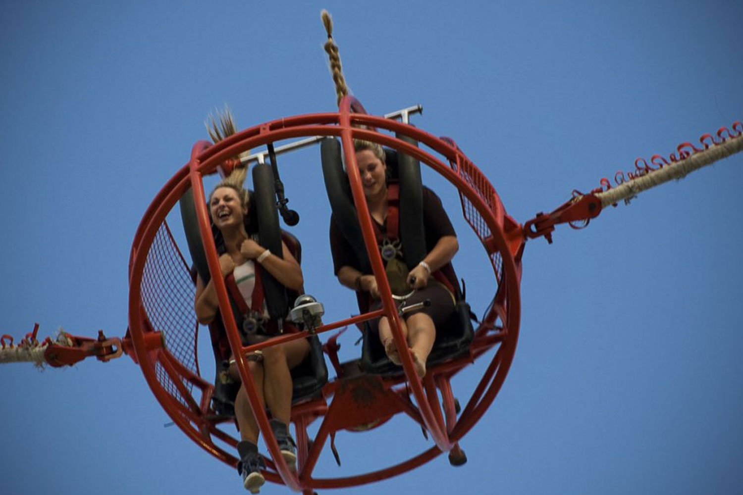 slingshot rides rollercoaster cyprus ayia napa protaras limassol nicosia pahos luxcy services