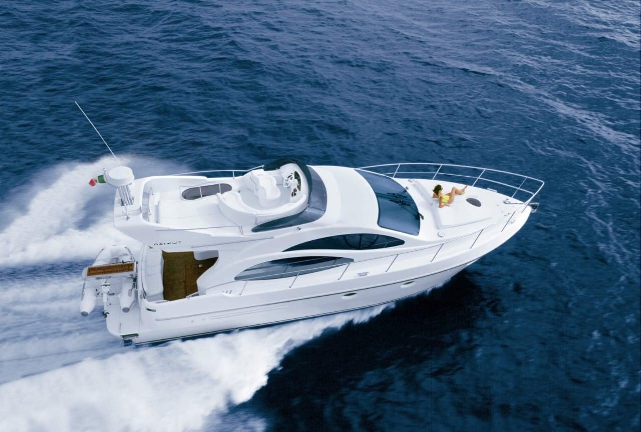 azimut 42 luxury yacht vip ayia napa protaras cyprus luxcy services