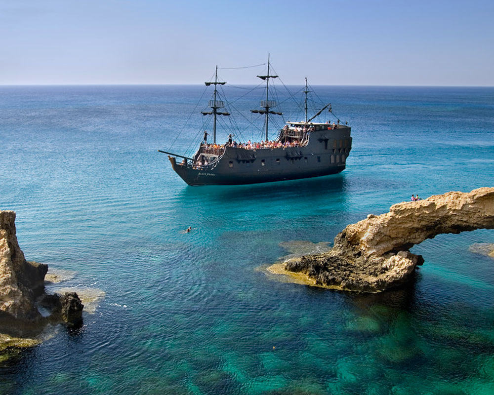 black pearl boat trip ayia napa luxcy services