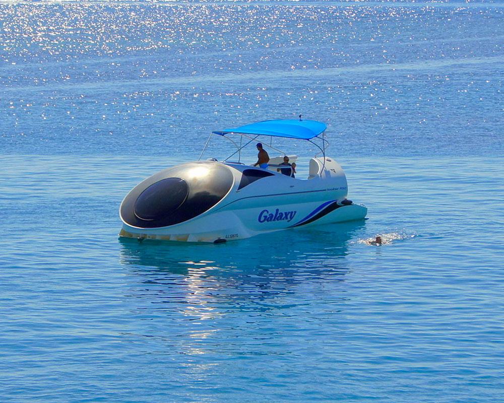 galaxy boat safari ayia napa protaras cyprus luxcy services